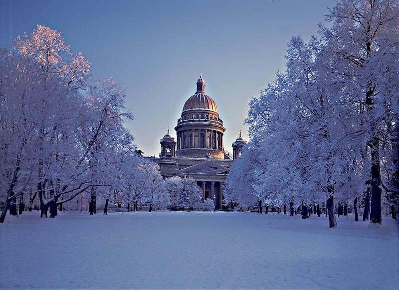Санкт петербург зимой фото 6